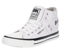 Sneaker 'roco' hellgrau / weiß