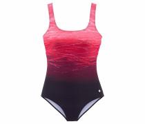Badeanzug rot / bordeaux