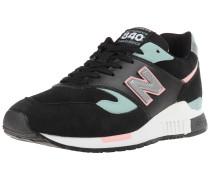 Sneaker 'ml840' mint / rosa / schwarz