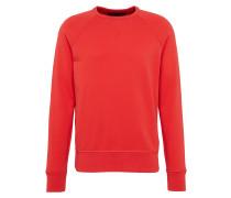 Sweatshirt 'Razer' rot