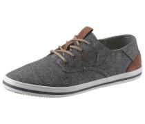 Sneaker ocker / dunkelgrau