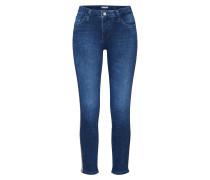 Jeans 'Midi - Leopard Tape - Jean'