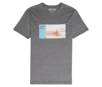 T-Shirt 'Dynamics' graumeliert