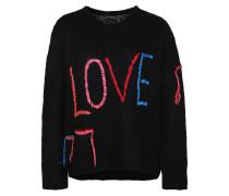 Strickpullover 'love'