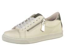 Sneaker perlweiß