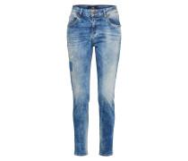 Boyfriend Jeans 'Mika' blue denim
