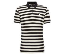 Shirt 'Felix Ams Blauw colab polo in bold stripe'