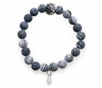 Armband 'Blue rock 1245' grau