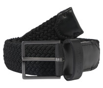Gürtel 'elastic' schwarz