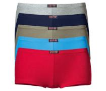 Panty marine / hellblau / grau / khaki / rot