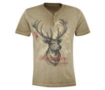 T-Shirt 'Feli' sand / mischfarben