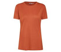 T-Shirt 'Harvey' braun / bronze