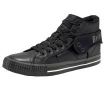 Sneaker 'Roco' khaki / schwarz