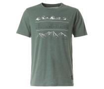 Shirt 'Gamba' khaki