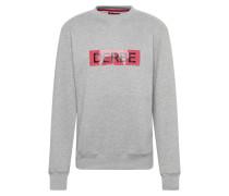 Sweatshirt 'Viggo' grau