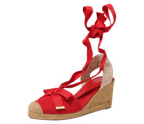 Sandale 'Hollie' rot