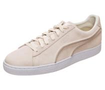 'Suede Classic Exposed Seams' Sneaker beige