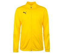 Trainingsjacke gelb