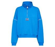 Sweatshirts 'cia' blau