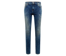 Jeans 'smarty' blue denim