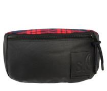 Tasche rot / schwarz