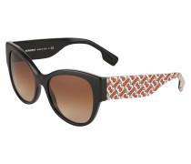 Sonnenbrille braun / mischfarben