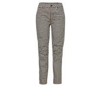 Jeans '5622 3D' schwarz / weiß