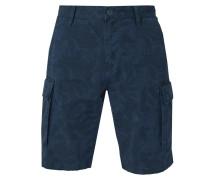 Shorts 'Plek' navy / nachtblau
