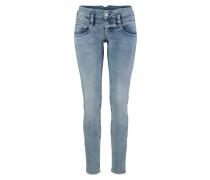 Slim-fit-Jeans 'Pitch Slim' hellblau