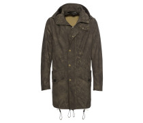 Jacke 'waterport 113206' braun