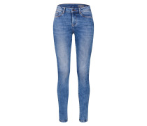 Jeans 'vmseven MR Slim Shape Jeans Da104'