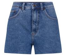 Jeansshorts 'Donna' blue denim