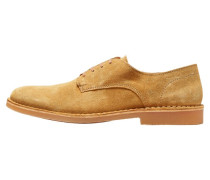 Halbschuhe 'slhroyce Derby Light Suede Shoe W'