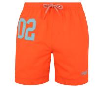 Badeshorts 'water Polo Swim' orange