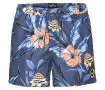 Badeshorts 'Volley' blau