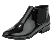 Stiefelette schwarz