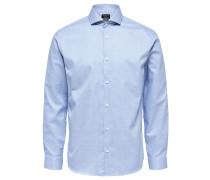 Hemd hellblau / weiß