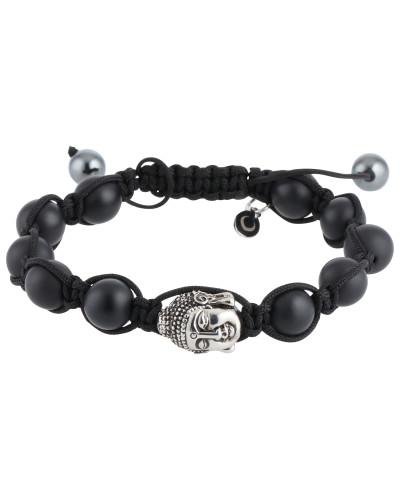 Perlenarmband 'Bead Buddha'