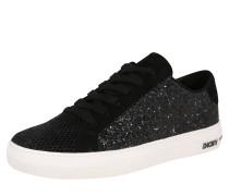 Sneaker 'court' schwarz