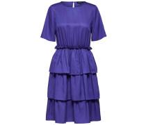 Kleid dunkellila