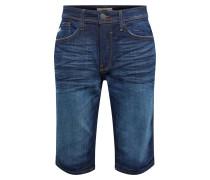 Jeans 'Denim Caprishorts Blizzard Regular'