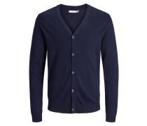 Strick-Cardigan dunkelblau