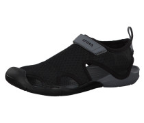 Sandale 'Swiftwater' schwarz