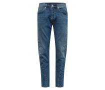 Jeans 'lej 502 Taper' blue denim