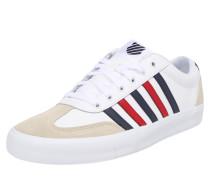 Sneaker 'addison' blau / rot / weiß
