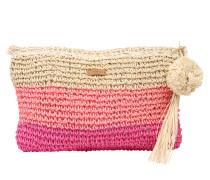 Clutch 'Windang Bag' beige / pink
