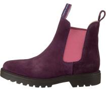 Fraser Chelsea Boots lila