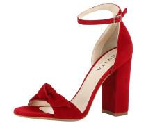 Damen Sandalette EVA rot