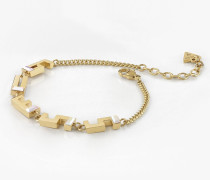Armband 'G Square' gold