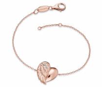 Armband 'Herzflügel Erb-Lilheartwing-R'